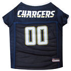 LOS ANGELES Chargers NFL mesh Pet Dog Game Jersey (all sizes) $21.69 USD on eBay