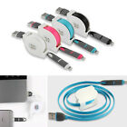New 2in1 Micro USB Lightning Sync Data Charger Adapter Cable For Samsung IPHONE