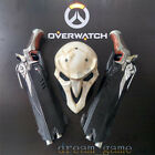 HOT Overwatch Reaper Cosplay Double Guns Mask Cosplay Props OW Weapon Gun