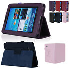 "Protective Holder Folio Case Cover Stand For Samsung Galaxy Tab 2 7.0 7"" P3100"