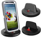 NEW KiDiGi CHARGER CRADLE AC USB WALL DOCK STATION FOR SAMSUNG GALAXY PHONES