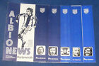 WEST BROMWICH ALBION HOME PROGRAMMES 1975-1976