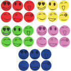 Kinven (6-Piece) 72 Hour Mosquito Repellent Smiley Patch