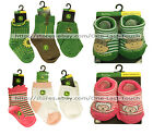 JOHN DEERE Boys & Girls NEWBORN/INFANT/TODDLER Socks+Booties NEW *YOU CHOOSE*