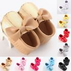 Fashion Infant Crib Kid Baby Pram Shoes Soft Sole Sequin Bowknot Tassel Moccasin