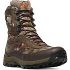 "NEW Danner High Ground Hunting Boots, 8"" Realtree Xtra Green Gore-Tex Waterproof"