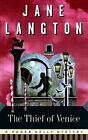 The Thief of Venice : A Homer Kelly Mystery by Jane Langton (1999, Hardcover)