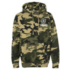 Factory Effex Yamaha Camo Pullover Hoodie Mens All Sizes