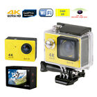 H9+ Ultra 4K WiFi SJ4000 HD DV Action Sports Camera Waterproof Car Camcorder NEW