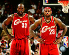 Shaquille O'Neal Cleveland Cavaliers Licensed Fine Prints (Select Photo & Size)