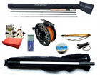 GENESIS Beginners FLY FISHING STARTER OUTFIT - Choice of Fly Rods (RRP £125.94)