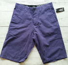 VOLCOM Chef Short Purple Bermuda Uomo