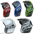 NEW KIDS WULFSPORT TRIALS HELMET BETA BULTACO YOUTH MONTESA GAS GAS HEBO REV TXT