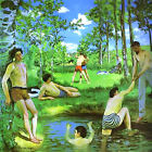 Classic French Art Print: Summer Scene by Bazille