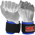 Weight Lifting Wrist Support Wraps Crossfit Gym Training Straps Velcro Locking