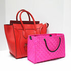 ZOE Large Chic Quilted Bag Purse Organizer Insert Removable Base Fits CELINE BAG