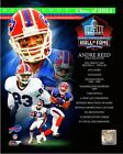 Andre Reed Buffalo Bills NFL Hall of Fame Class of 2014 Photo (Select Size)