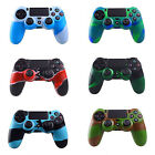 New CHIC Silicone Skin Case Protective Cover for Playstation 4 PS4 Controller