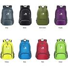 35L Womens Rucksack Shoulder Bag Travel Hiking Backpack Stuff Sack Bag U9S2