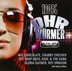 100% Ohrwürmer-Highlights aus Rock und Pop Hot Chocolate, Village Peopl.. [2 CD]