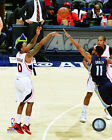 Jeff Teague Atlanta Hawks 2014-2015 NBA Action Photo RT050 (Select Size)