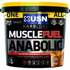 USN Muscle Fuel Anabolic 2kg / 4kg / 2000g / 4000g - All Flavours -FREE Delivery