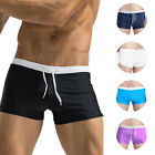 Men's Summer Beach Pants Boxers Swimwear Swimming Trunks Swim Shorts Pants