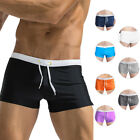 Summer Men's Swimwear Beach Pants Boxers Swimming Trunks Swim Shorts Pants
