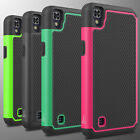 For LG X Power Case Tough Protective Hard Hybrid Phone Cover