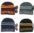 Mens Womens HARRY POTTER Gryffindor Thicken Wool Knit Cap Cosplay Props Hat - CB