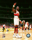 Dikembe Mutombo Atlanta Hawks NBA Action Photo RT070 (Select Size)