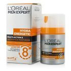 L'Oreal Men Expert Hydra Energetic Multi-Action 8 Anti-Fatigue Moisturizer 50ml/