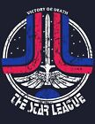THE LAST STARFIGHTER T shirt 80'S CULT MOVIE SCI FI GUNSTAR ARCADE VIDEO GAMES