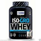 USN ULTRA PREMIUM ISO-GRO WHEY 2KG -MULTI LEVEL PROTEIN COMPLEX + FREE DELIVERY