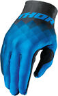 Thor 2017 S7 Invert Pix Gloves (Pair) Blue Mens All Sizes