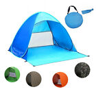 Automatic Pop-up Tent Outdoor 2-3 Person Hiking Camping Beach Canopy Waterproof