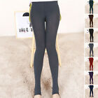 New Women's Stirrup Pants Thicken Trousers Slim Jeggings Skinny Stretch Leggings