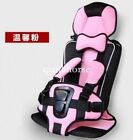 2 SizeTypes Safety Infant Car Seat For Child Baby Carrier Portable Booster Seats