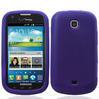 Silicone Flexi Soft Skin Gel Cover Case for Samsung Galaxy Legend / Stellar i200