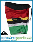 """Quiksilver Slater 19"""" Men's Boardshorts Quick Dry Great Stretch!"""