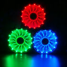 120mm 15 LED Neon Light Quite DC 12V 4Pin PC Computer Case Cooling Cool Fan Mod
