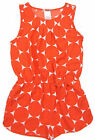 Older Girls Playsuit Short Jumpsuit All In One Summer Outfit Ex Store 3Y to 14Y