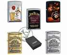 Personalised Engraved Jim Beam Bourbon Whiskey Liquor Zippo Cigarette Lighter