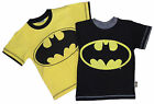 Boys Batman T shirt With Large Batman Logo 2 Years up to 8 Years