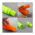 Health Silicone Honey Oil Brush Kitchen BBQ Tool Cooking Baking Pancake Basting