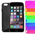 Protective Silicone Gel Rubber S Line Case For Apple iPhone 6