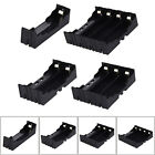 5x Plastic Battery Holder Case Storage Box For 1/2/3/4x 18650 Rechargeable 3.7V