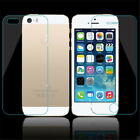 Front And Back Tempered Glass Screen Protector For iPhone 6S Plus&6Plus 5S 4S US
