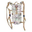 Cool Portable 3L Hydration Backpack Water Bladder Oxford Hiking Camping Bag New