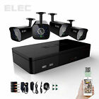 4 Channel 700TVL 960H Outdoor HDMI CCTV DVR Night Home Security Camera System